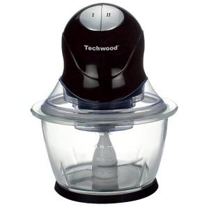 Mini-hachoir bol en verre 1 L THA-301 Techwood