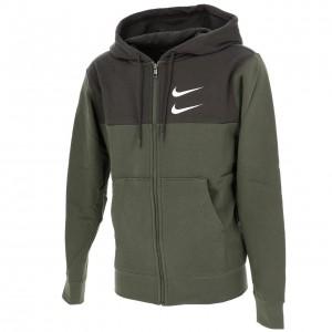 Zip hoodie h  2 swosh
