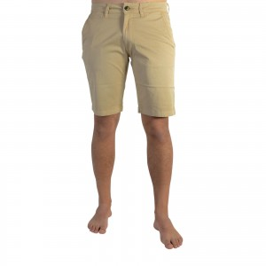 Short Pepe Jeans Chino MC Queen Camel