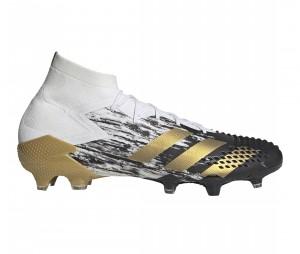 Chaussures de football adidas Predator Mutator 20.1 FG Blanc