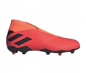 Chaussures de football adidas Nemeziz 19.3 LL FG Orange