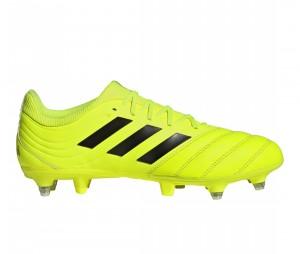 Chaussures de football adidas Copa 19.3 SG Jaune