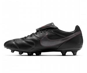 Chaussures de football Nike Premier II FG Noir