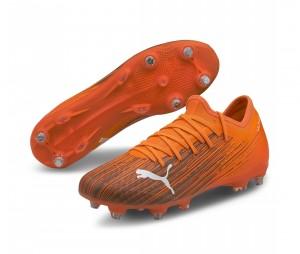 Chaussures de football Puma Ultra 3.1 MxSG Orange