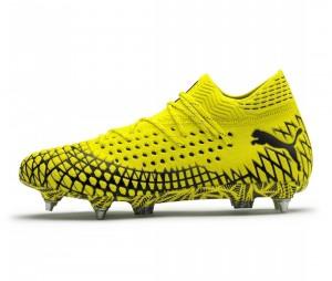 Chaussures de football Puma Future 4.1 SG Jaune