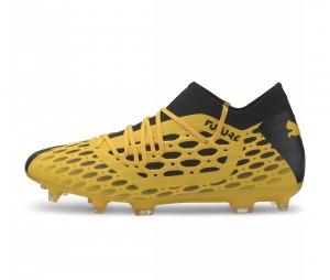 Chaussures de football Puma Future 5.3 Netfit FG Jaune