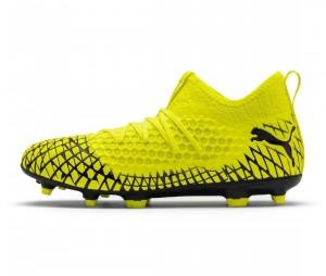Chaussures de football Puma Future 4.3 FG/AG Jaune
