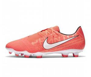 Chaussures de football Nike Phantom Venom Academy FG Orange
