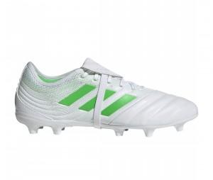 Chaussures de football adidas Copa 19.2 FG Blanc