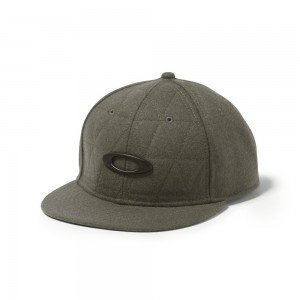 Casquette Oakley Chips Wool Hat Dark Brush