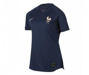Maillot France Domicile Coupe du Monde Femme