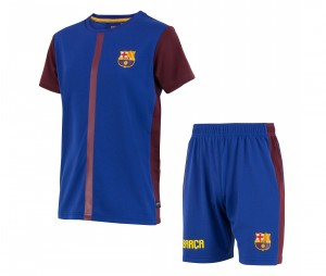Mini Kit Barça Fan Bleu/Rouge Junior