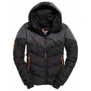 Veste De Ski Superdry Sartorial Snow Jacket Black