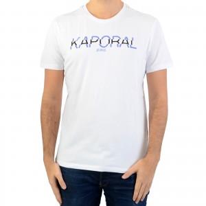 Tee Shirt Kaporal Halbo White