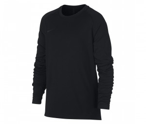 Sweat Entraînement Nike Academy Noir Junior