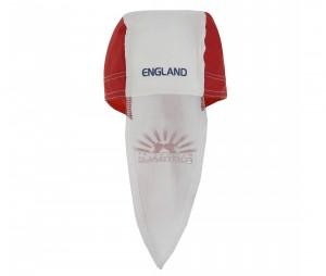 Bandana Angleterre Rouge/Blanc