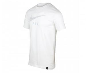 T-shirt France Blanc
