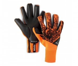 Gants de Gardien Puma Future Grip 5.1 Orange/Noir