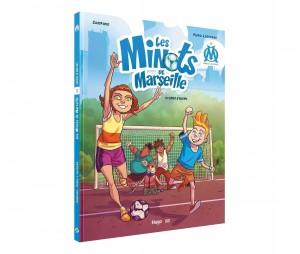Livre les Minots de Marseille : 'L'esprit d'équipe' Tome 1
