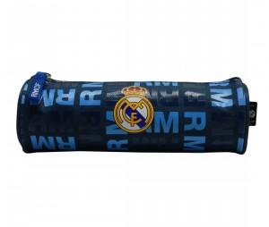 Trousse ronde Real Madrid Bleu