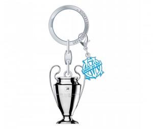 Porte Clés OM Trophée UEFA Champions League