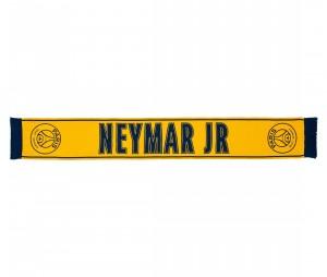 Echarpe PSG Neymar Jaune