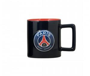 Mug PSG Logo 3D 250 ml Noir