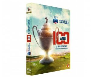 DVD Coupe de France : 100 ans d'émotions