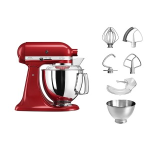 Robot artisan Rouge Empire 5KSM175PS Kitchenaid