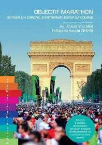 "Livre running ""Objectif marathon : se fixer un chrono, s'entraîner, gérer sa course"""