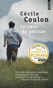 """Livre running """"Le coeur du pélican"""""""