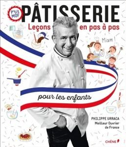 """Livre """"Pâtisserie pour les enfants - leçons en pas à pas"""""""