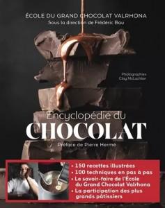 """Livre """"Encyclopédie du chocolat"""""""