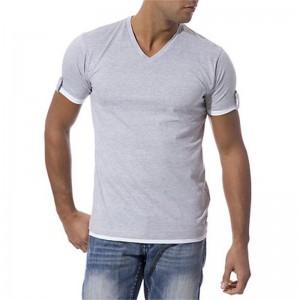 T-Shirt RG512 S53163 Gris Chiné