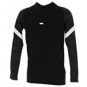 Soccer drill top h noir gris