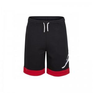 Short Jordan Jumpman Fleece Terry Noir pour Junior