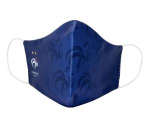Masque de protection France All Over Bleu Junior