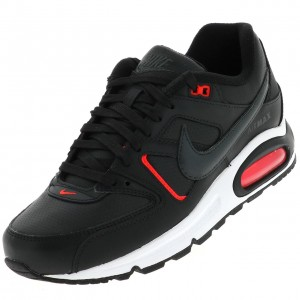 Sneakers Nike AIr max command   Noires/grises homme