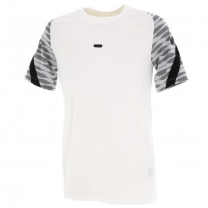 Soccer drill maillot h  blanc nr