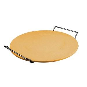Pierre pour pizza 33 cm avec support