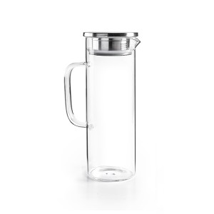 Pichet en verre borosilicate 1,1 L