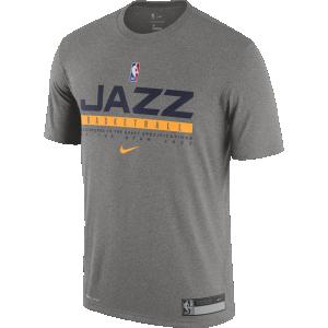 Nike 20 Practice Dri Fit Tee Gray Primary
