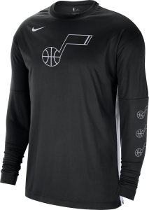 Nike 20 Authentic Dry Shooting Top Black Primary