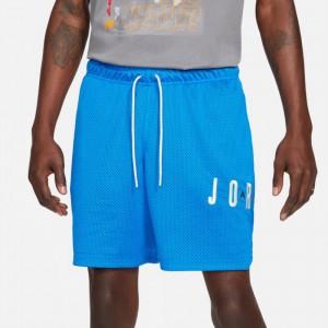 Short de Basketball Jordan Jumpman Air Bleu