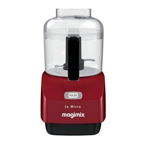 Mini hachoir Magimix Le Micro Rouge 18114F
