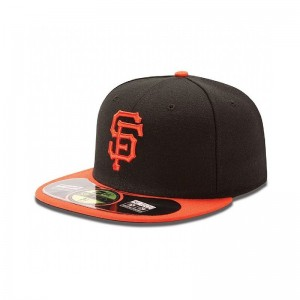 Casquette MLB San francisco Giants New Era authentic performance 59fifty