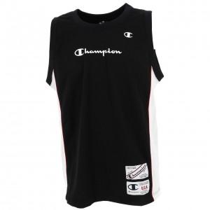 Basket maillot h noir