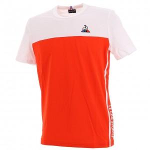 Saison orange tee shirt h