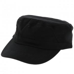Elisam casquette cubaine noir