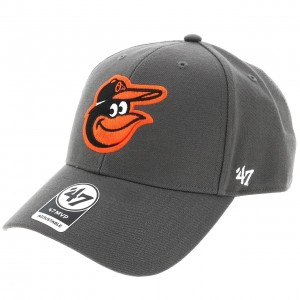 Baltimore orioles charcoal